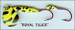 Royal Tiger Kokanee/Trout Bug
